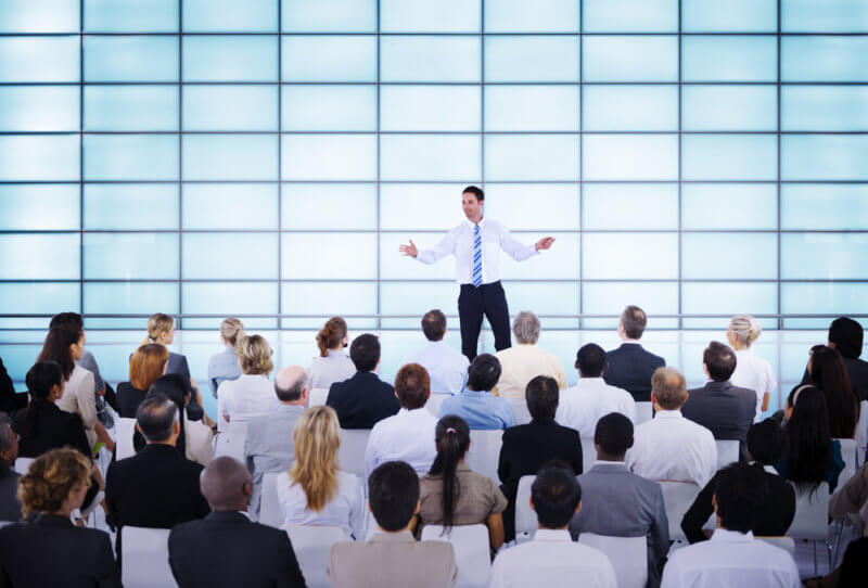 Tips for Executive Presentations